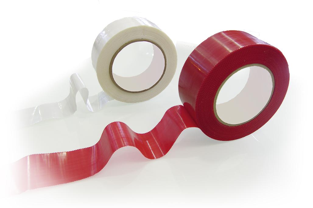 technische-klebebaender-weiß-rot